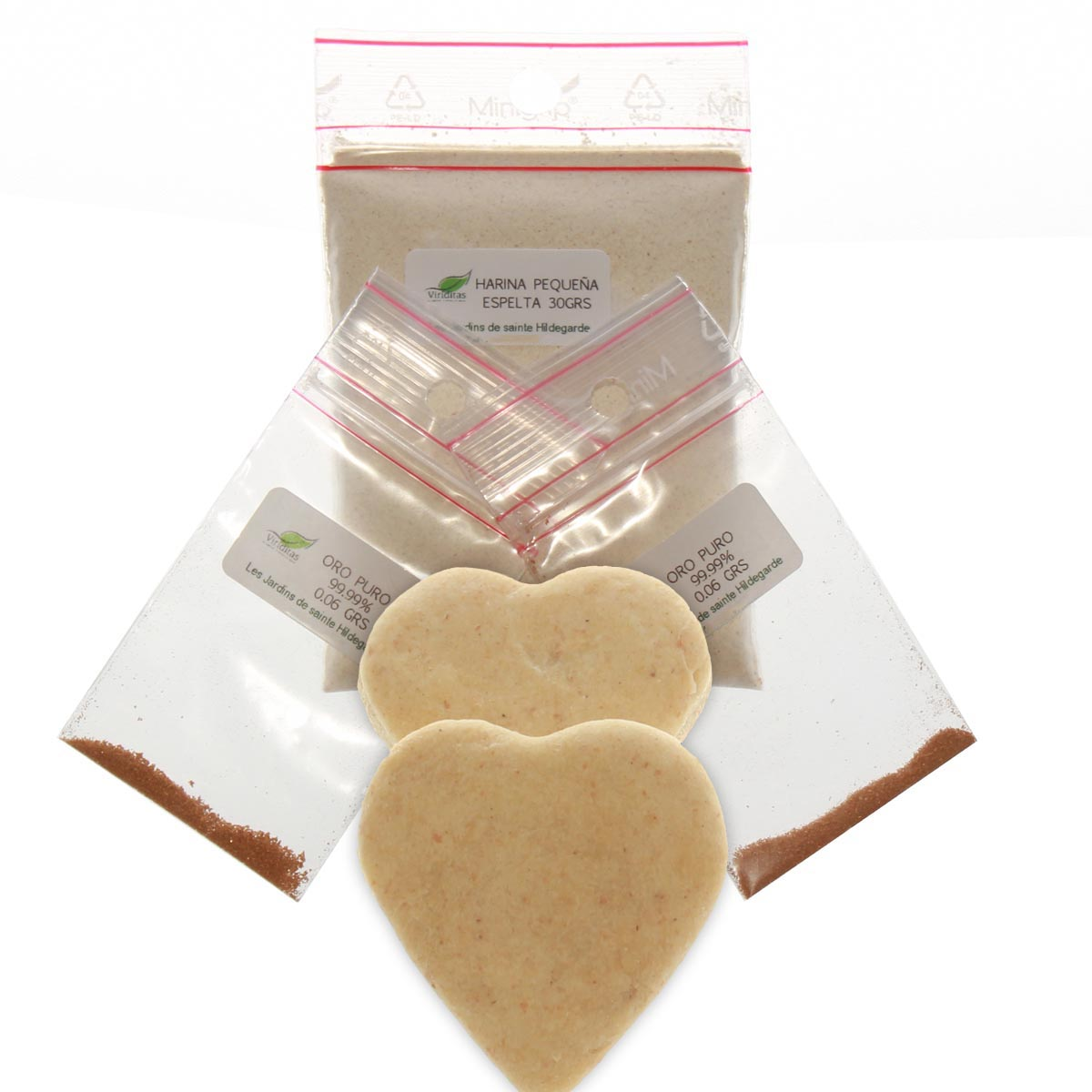 cura de oro galletas