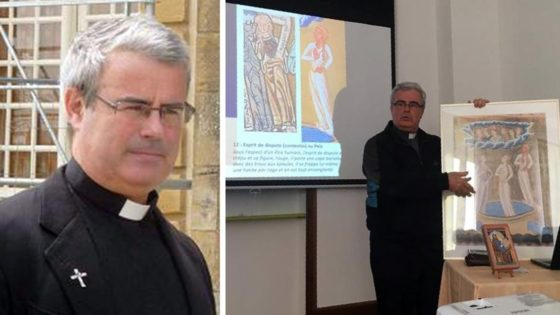 1ª Entrevista al Padre Pierre Dumoulin