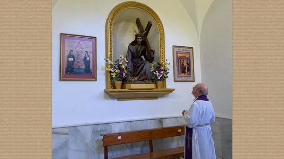 Entrevista al padre Salvador Hernández Ramón